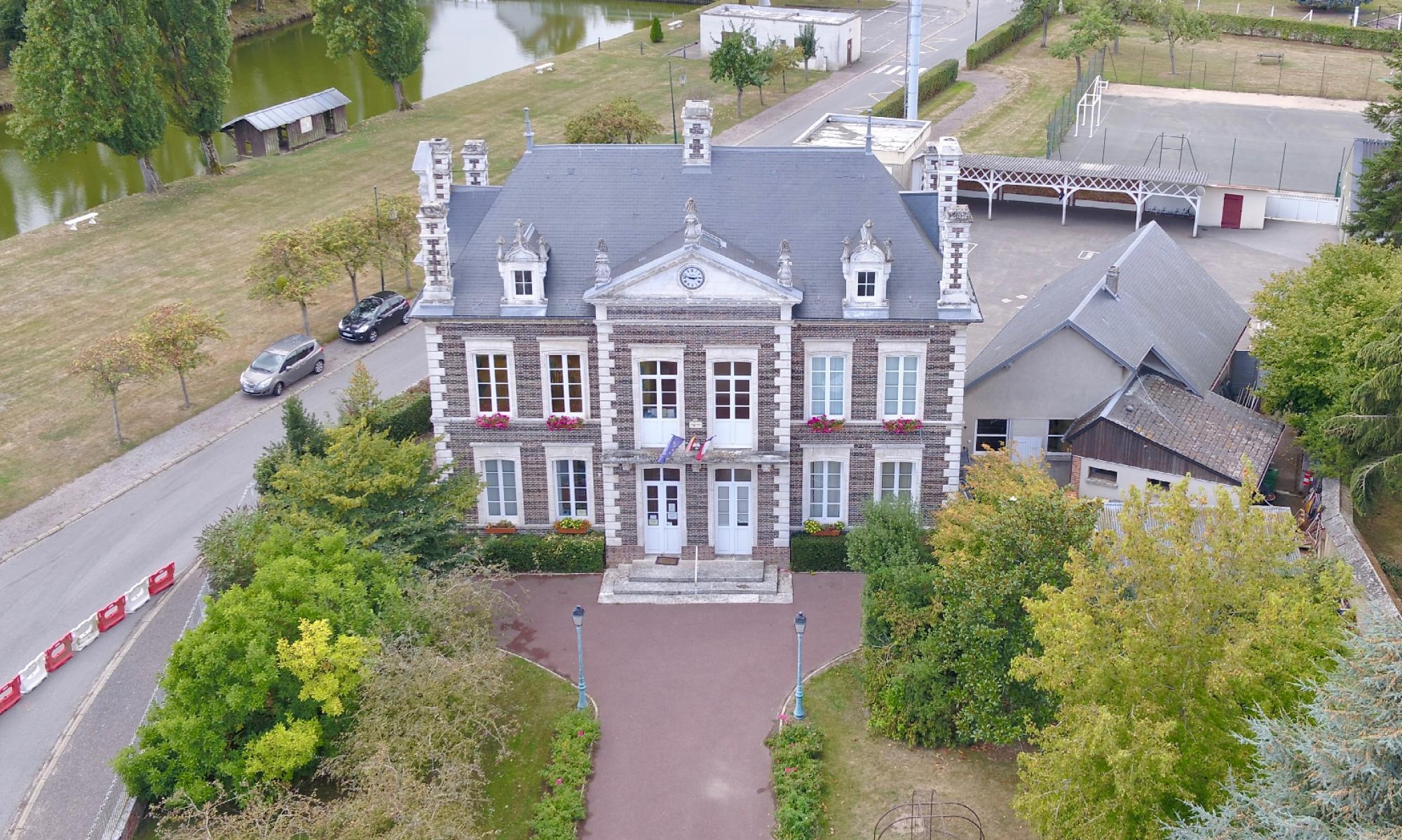 Site Officiel de la Mairie d'Émanville (27)